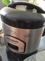 panela de arroz mondial 6 xícaras 110 V