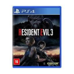RESIDENT 3 PS4 EM PORTUGUÊS LACRADO ZAP. * #