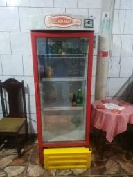 Freezer Vertical Coca Cola