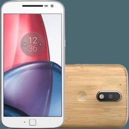 Vendo Celular Moto G4 Bambu top de linha