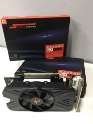 Título do anúncio: Placa de vídeo RX 560 4 GB ( LOJA FÍSICA )