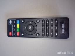 Título do anúncio: Controle remoto para tv box