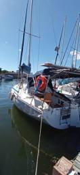 Passeio de veleiro!