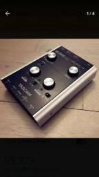 Interface Áudio Tascam US 122