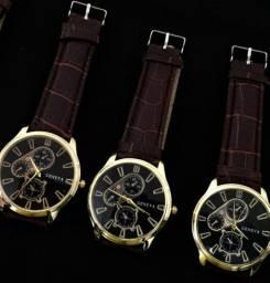 Promoção para revenda 10 relógios Geneva importado