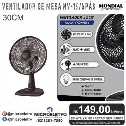 ventilador maxi power mondial  30cm 50W