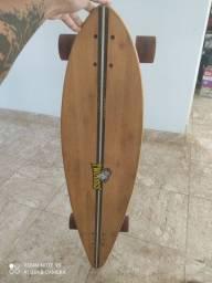 Skate Longboard Two Dogs