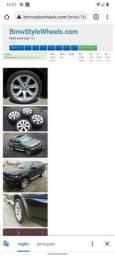 """Título do anúncio: Jogo de rodas 20"""" BMW x5"""