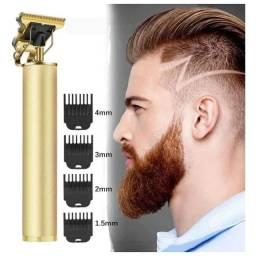 Promoção Maquina de Acabamento Vintage T9 Profissional Barber Shop Barbeador de cabelo