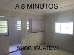Aluga-se 3 cômodos próximo ao shopping Iguatemi