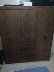 Vendo armário semi-novo (03 meses de uso, apenas)