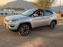 Título do anúncio: jeep compass unico dono - aceito trocas