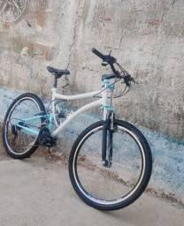 Bicicleta Caloi semi nova - R$:600