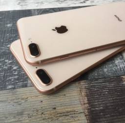 Título do anúncio: iPhone 8 Plus 64GB/ loja física