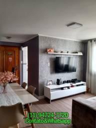Lindo Apartamento em São Bernardo, financie R$1.200,00/mês (Confira Simulação)
