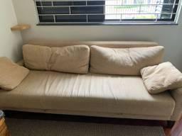 Sofa cama com 3 lugares