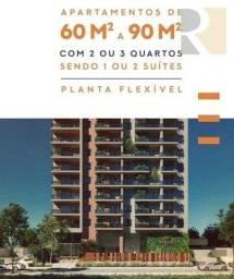 Título do anúncio: Apartamento com 2 Quartos à venda, 60 m² por R$ 384.780