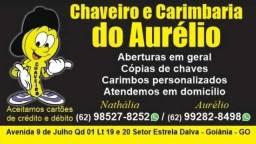 Título do anúncio: Chaveiro e Carimbaria do Aurélio