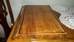 Tábuas de carne rustica madeira de lei maçica