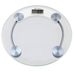 Balança Digital de Vidro até 180kg alta precisão