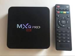 Tv box usado em bom estado só falta o cabo