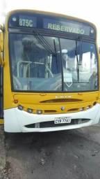 Ônibus aceito carro em troca