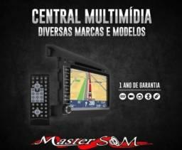 Central Multimidia diversas marcas e modelos