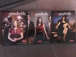 The Good Wife - 1ª, 2ª e 3ª Temporadas Originais