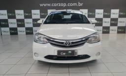 Toyota - ETIOS X  1.3 Flex 16V 5p Mec. - 2015