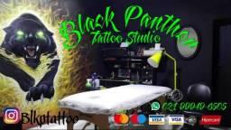 Black Panther Tattoo Studio
