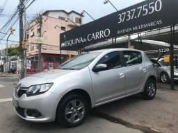 Renault Sandero vibe 2018 na garantia impecavel - 2018