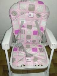 Cadeira de Alimentação Burigotto Bon Appetit XL Fem - Crianças até 15kg