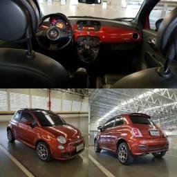Fiat 500 Sport Air 1.4 - 2012