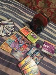 Pokémon card game - cartas