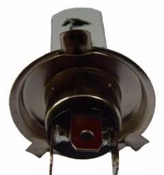 Lampada LED H4 8000K Super Branca Para MOTO