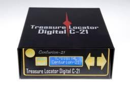 Detector de metais Treasure Locator centurion 21