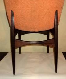 Cadeiras Michel Arnoult Anos 60 Originais