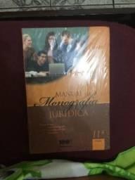Manual da monografia jurídica