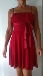 Vestido vermelho NOVO