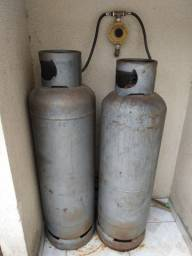 Cilindro de gás dois