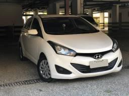 Hyundai HB20 Hatch - Branco - 2014