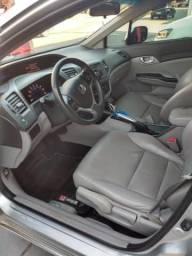 Honda Civic 2.0 lxr (Flex) AUTOMÁTICO -2014 - 2014