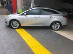 Focus Titanium 2.0 Sedan AT - Prata - 2016