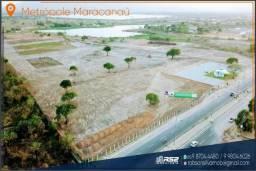 Terreno a venda Maracanaú - Parcelas de 387,14