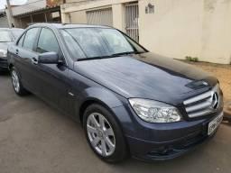 Mercedes C180 2010 c/ teto un.dono!!! - 2010
