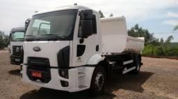 Ford/Cargo 1719 2013 C/Caçamba - 2013