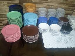 Pires de porcelana