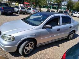 Astra sedan 2002 1.8 8v completo GNV legalizado troco por maior ou menor valor - 2002
