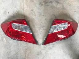 Par Lanterna traseira Honda Civic