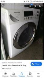 Vendo lava e seca para conserto ou retirada de peças